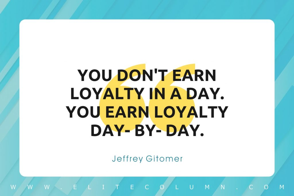Loyalty Quotes (9)