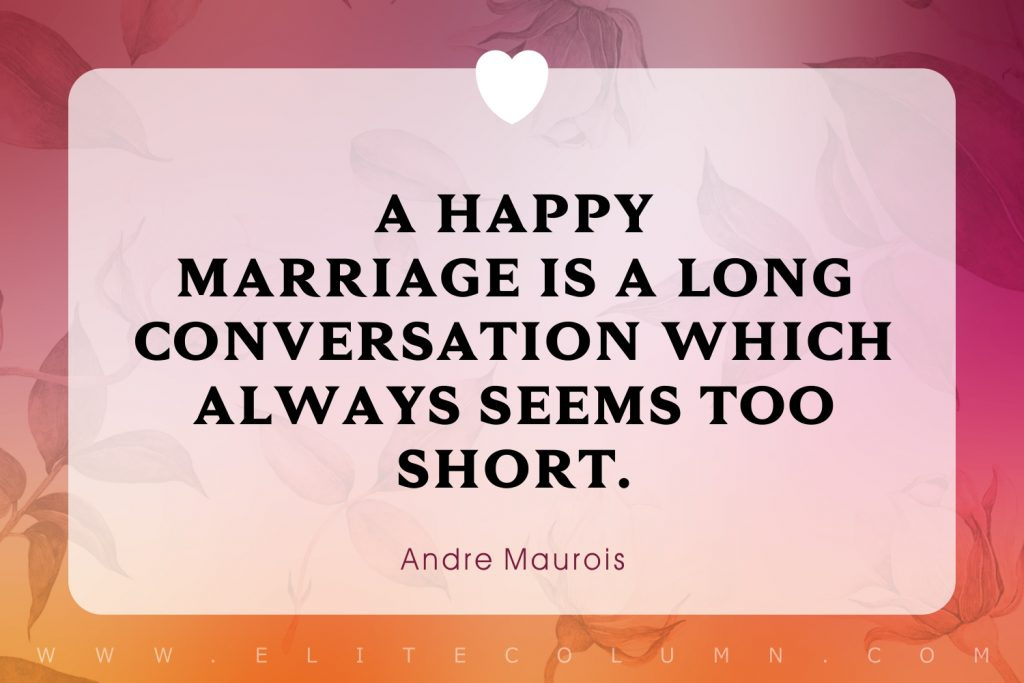 Marriage Quotes (7)