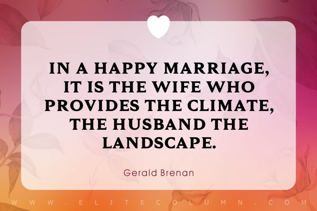 Marriage Quotes (8)