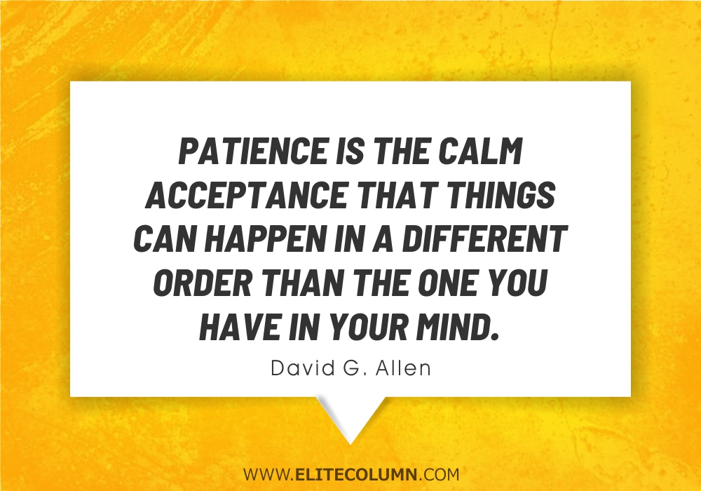 Patience Quotes (5)