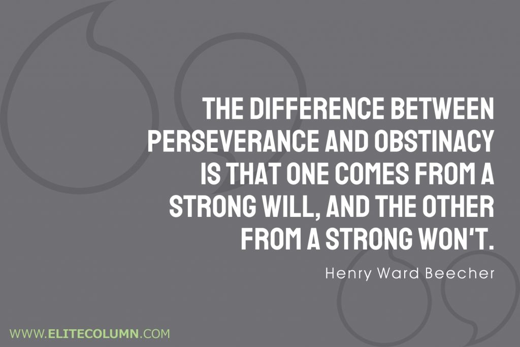 Perseverance Quotes (3)