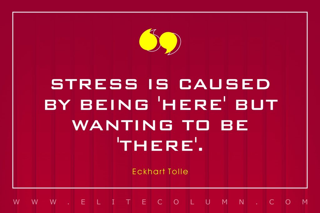 Stress Quotes (5)