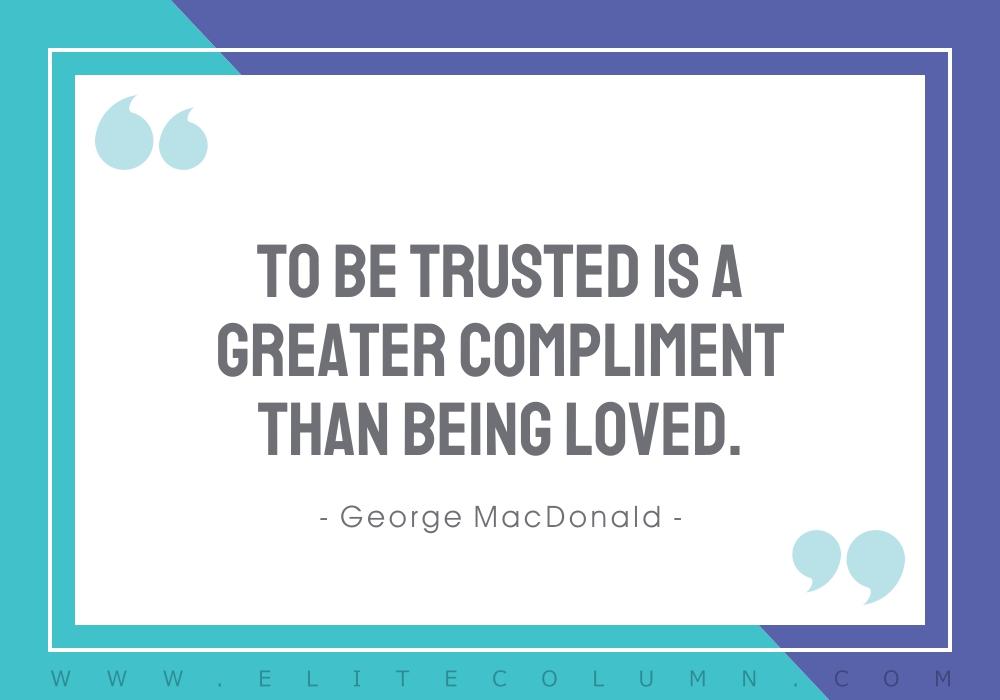 Trust Quotes (10)