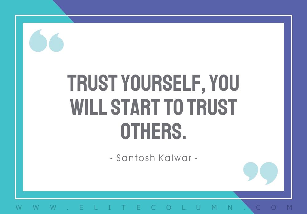 Trust Quotes (3)