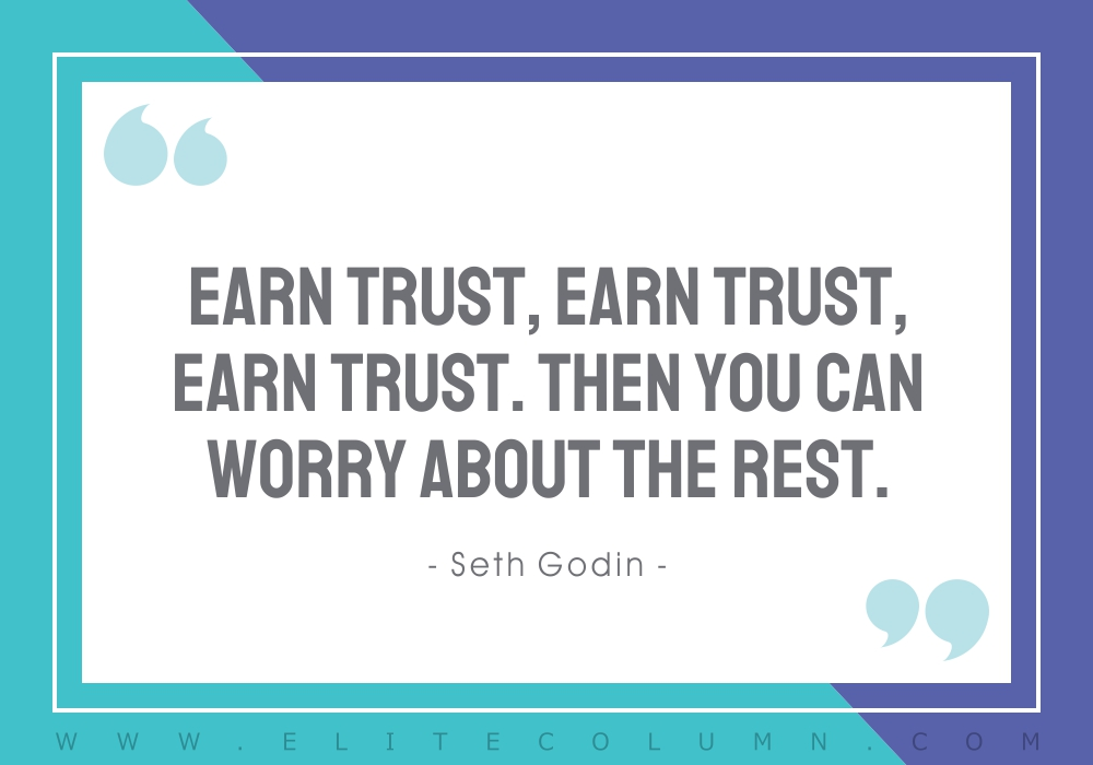 Trust Quotes (6)