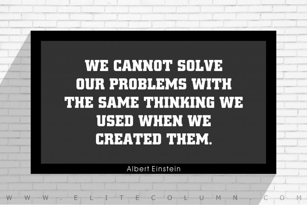Albert Einstein Quotes (4)