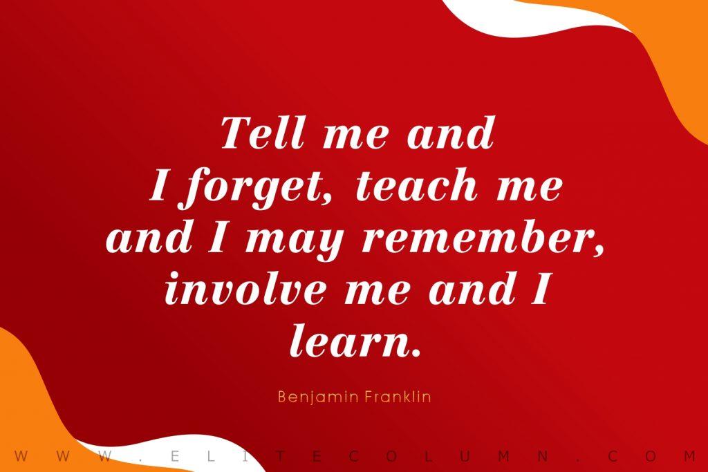 Benjamin Franklin Quotes (2)
