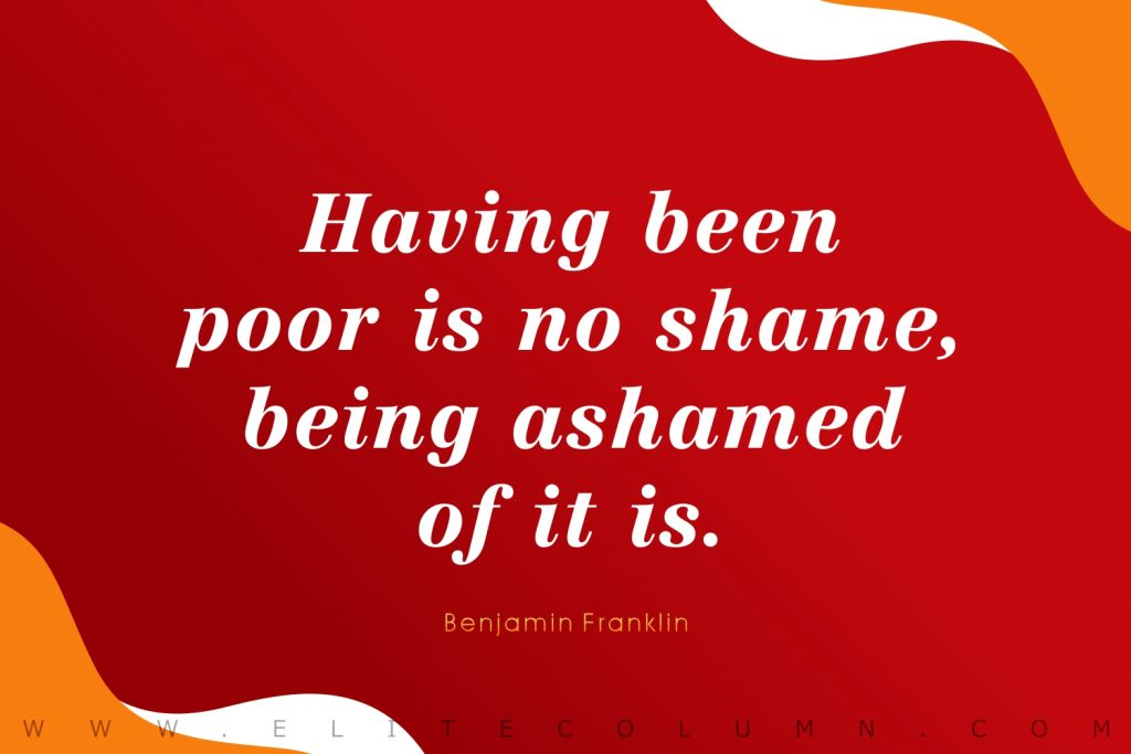 Benjamin Franklin Quotes (6)