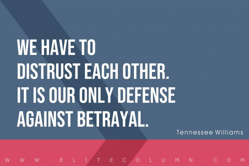 Betrayal Quotes (2)