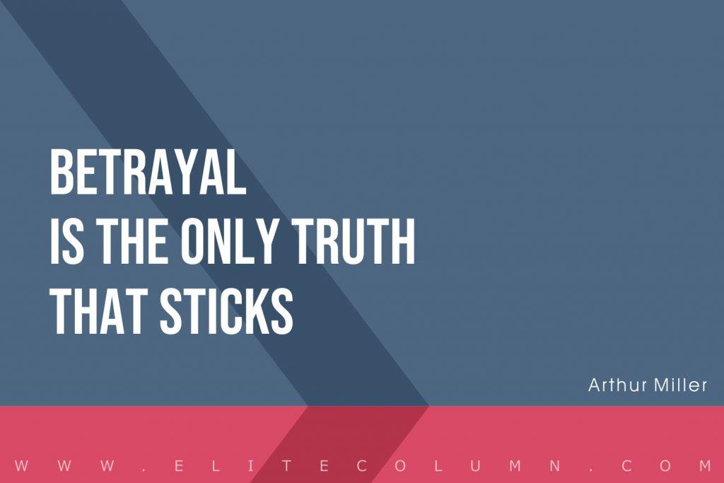 Betrayal Quotes (4)