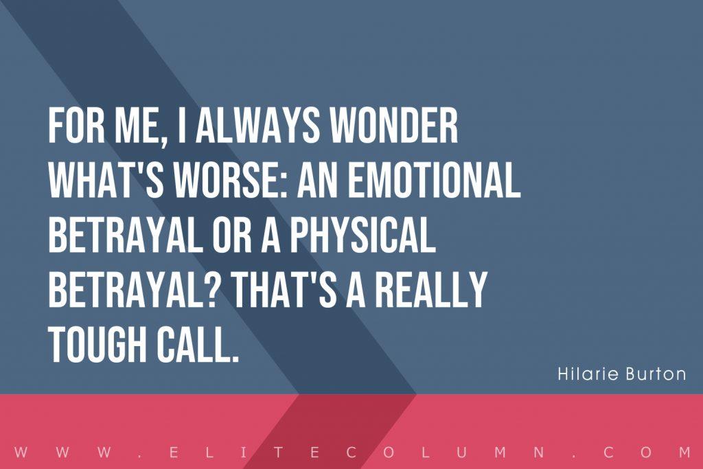 Betrayal Quotes (6)