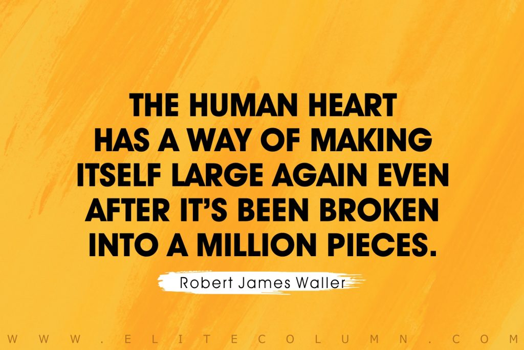 Broken Heart Quotes (5)