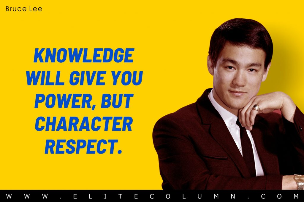 Bruce Lee Quotes (10)