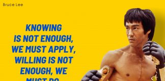 Bruce Lee Quotes (3)