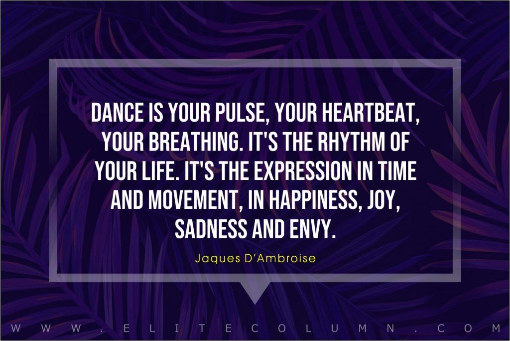 Dance Quotes (7)