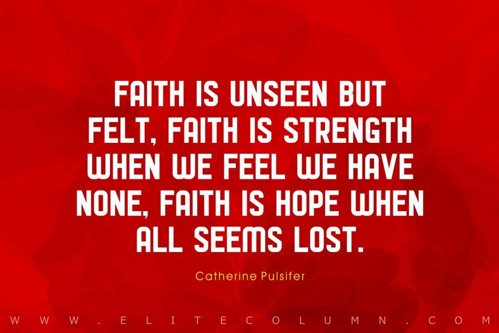 Faith Quotes (6)