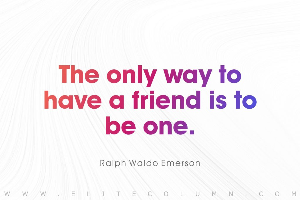 Friendship Quotes (10)