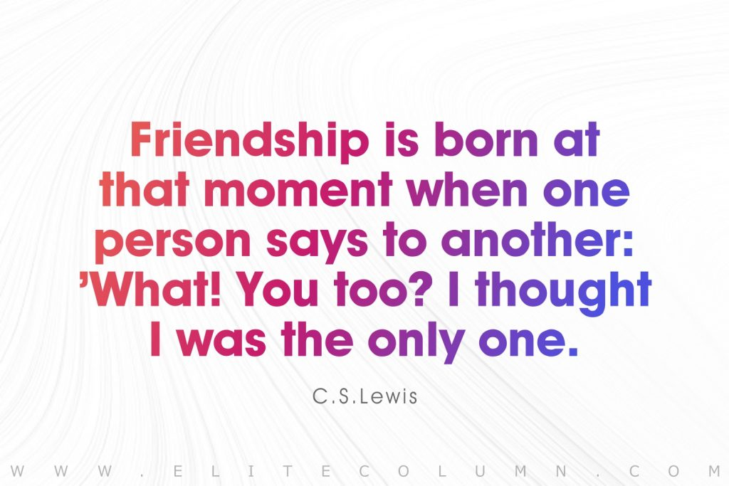 Friendship Quotes (4)