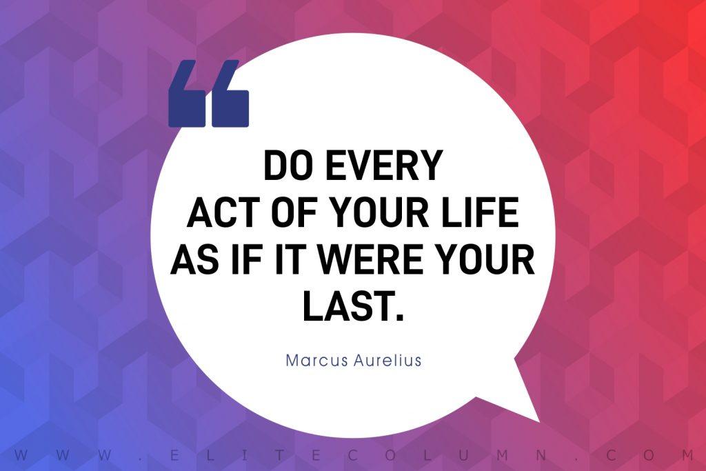 Marcus Aurelius Quotes (10)