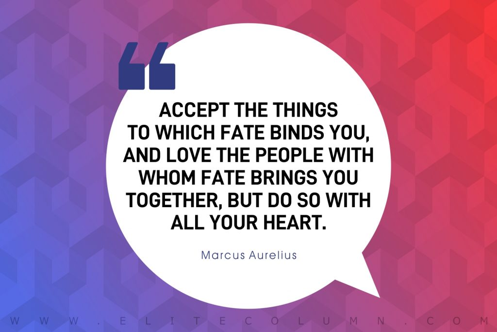 Marcus Aurelius Quotes (6)