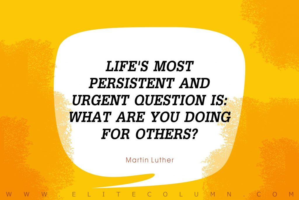 Martin Luther King Jr Quotes (10)