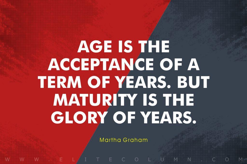 Maturity Quotes (10)