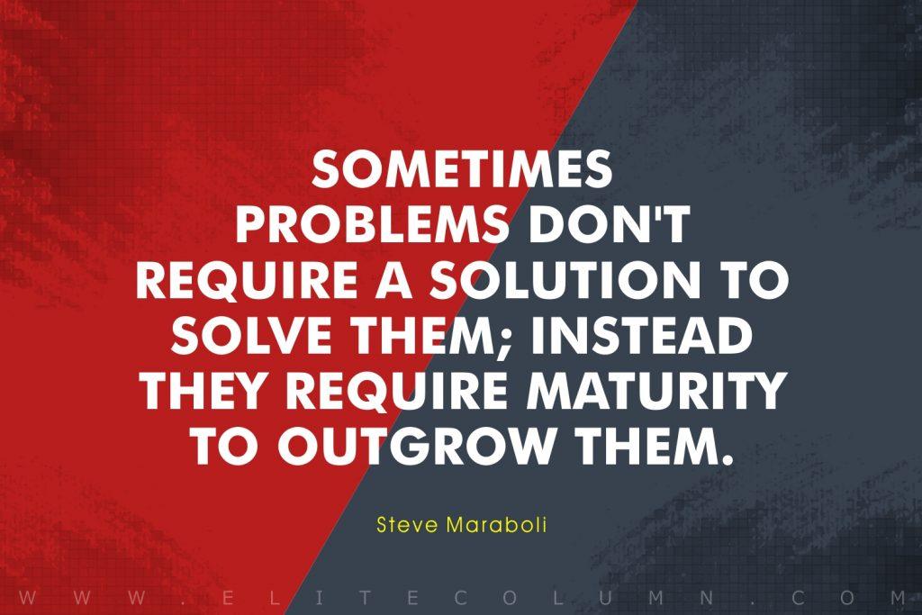 Maturity Quotes (5)
