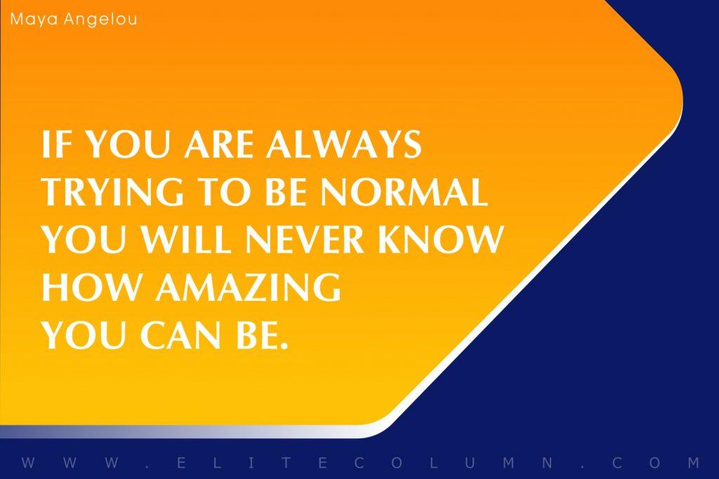 Maya Angelou Quotes (1)