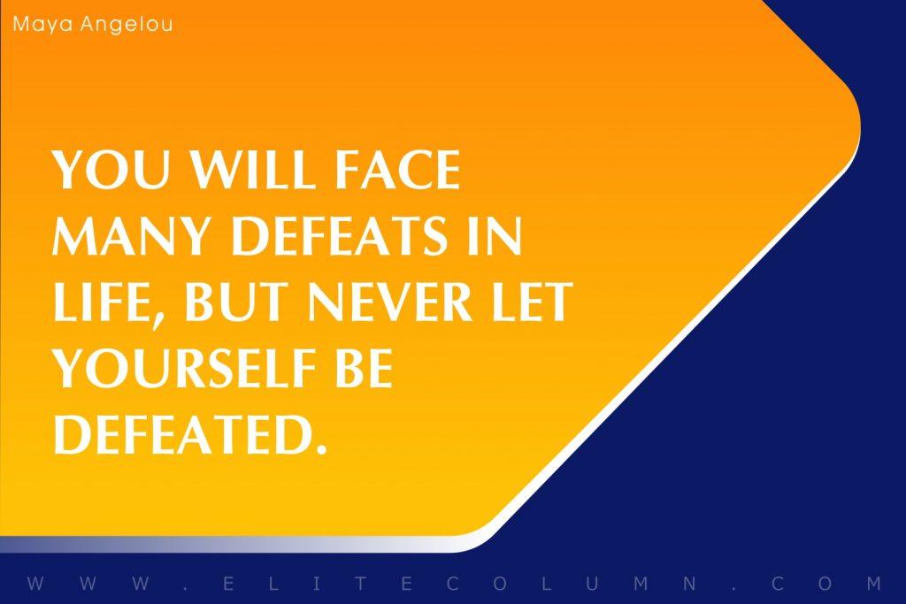 Maya Angelou Quotes (3)