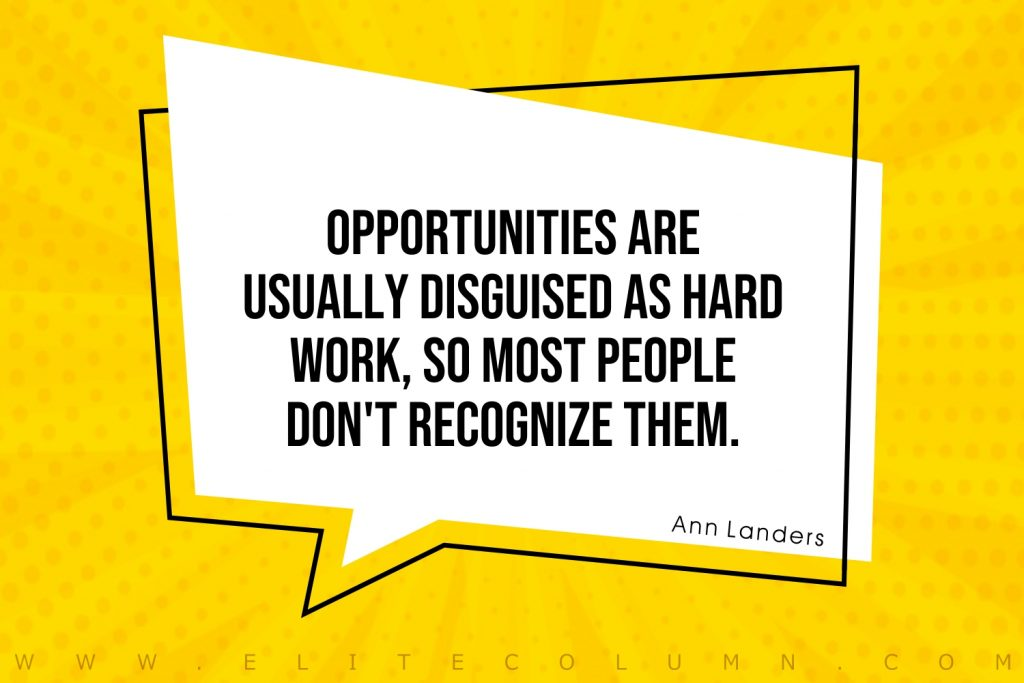 Opportunity Quotes (3)