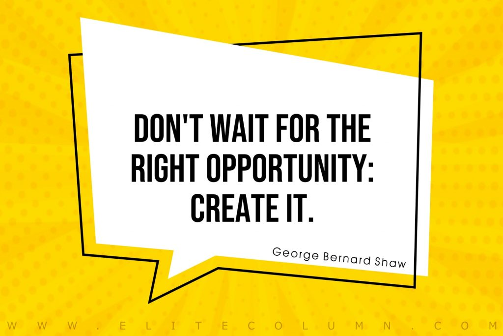 Opportunity Quotes (5)