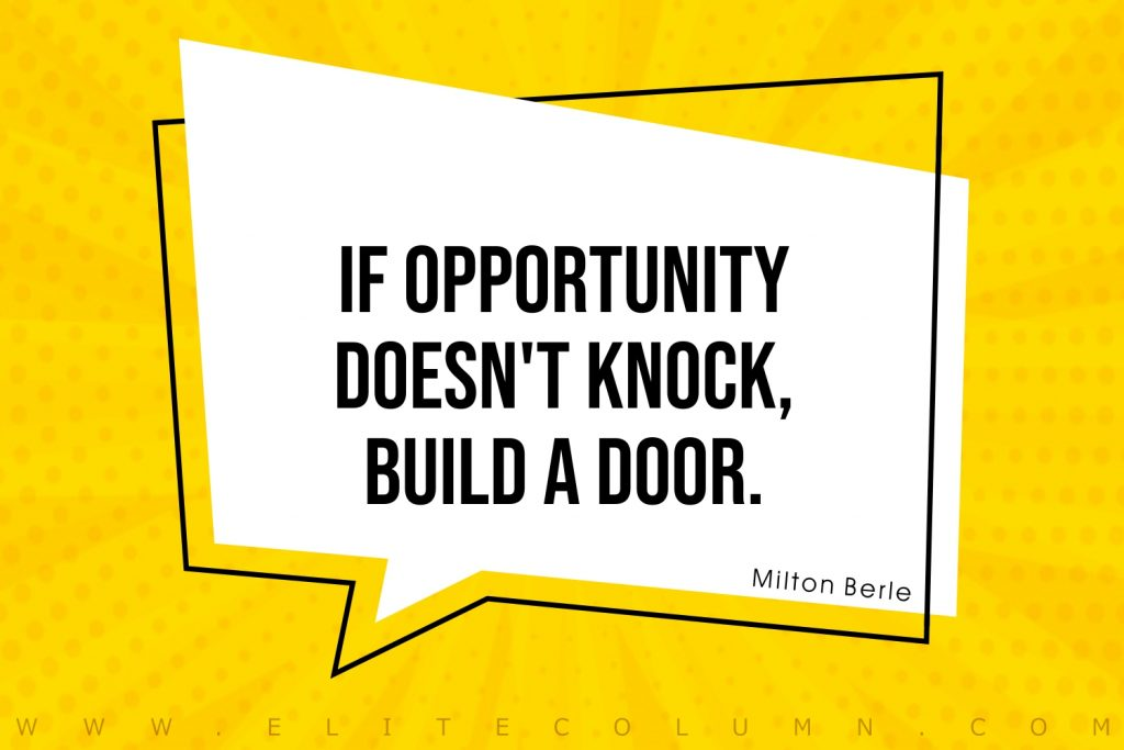 Opportunity Quotes (8)