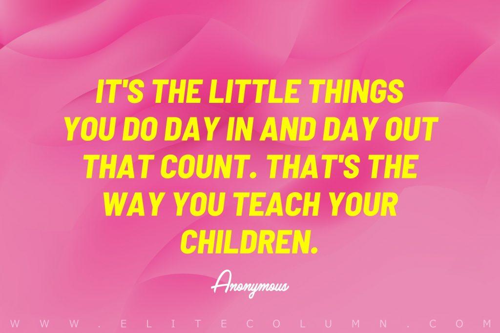 Parenting Quotes (10)