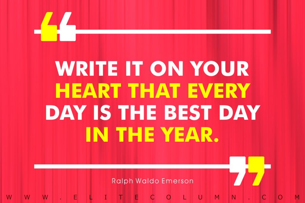 Ralph Waldo Emerson Quotes (3)