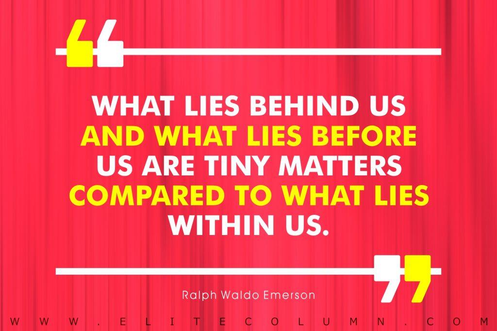 Ralph Waldo Emerson Quotes (4)