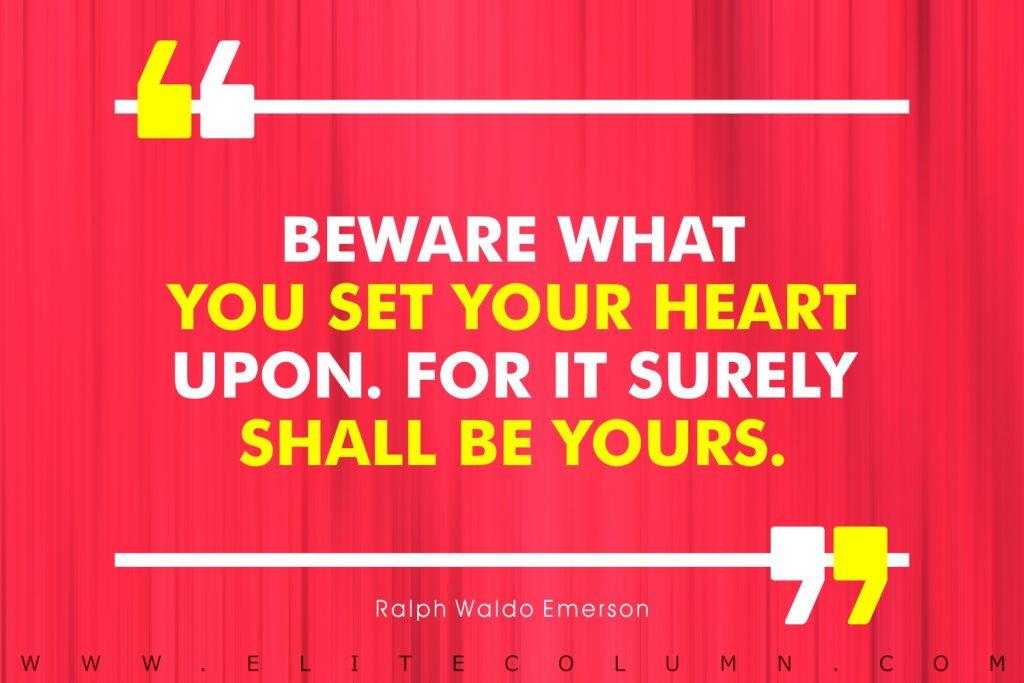 Ralph Waldo Emerson Quotes (6)