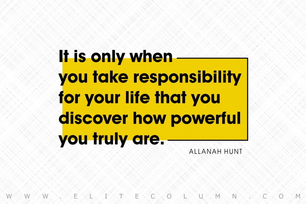Responsibility Quotes (10)