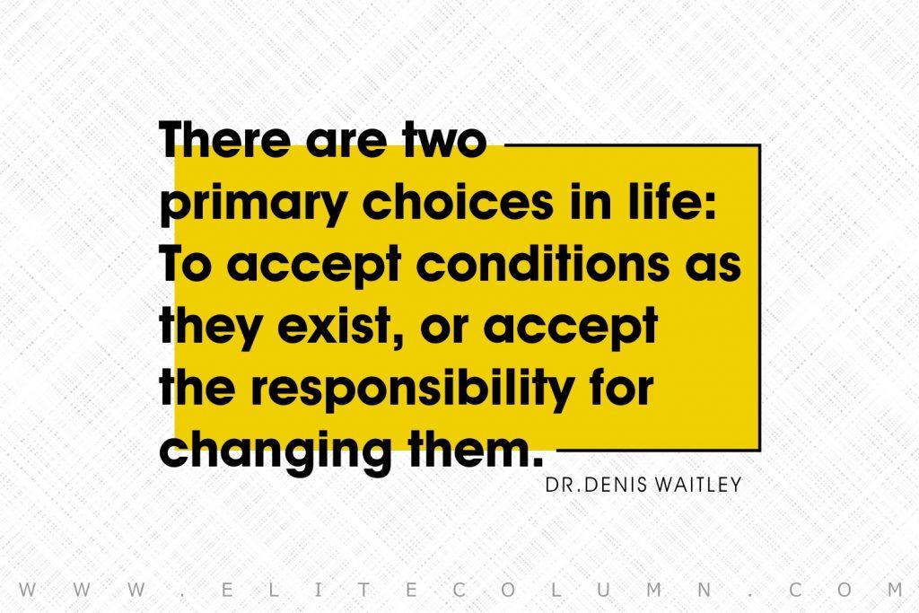 Responsibility Quotes (3)