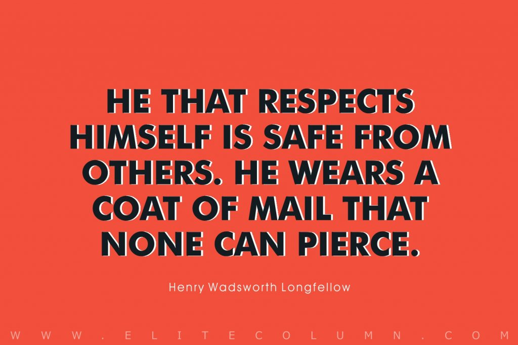 Self Respect Quotes (2)