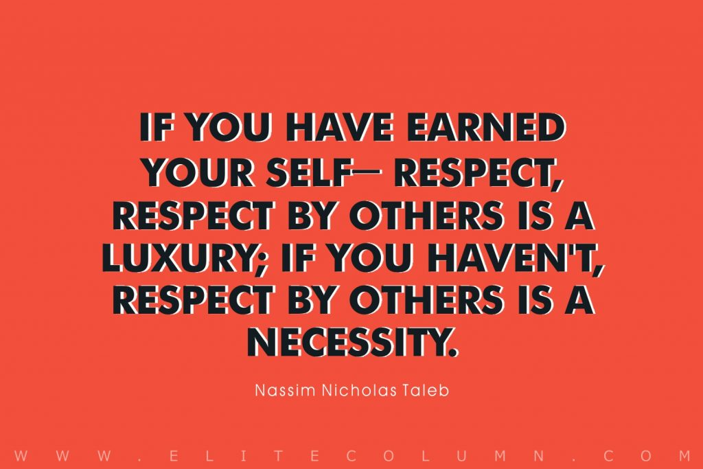 Self Respect Quotes (4)