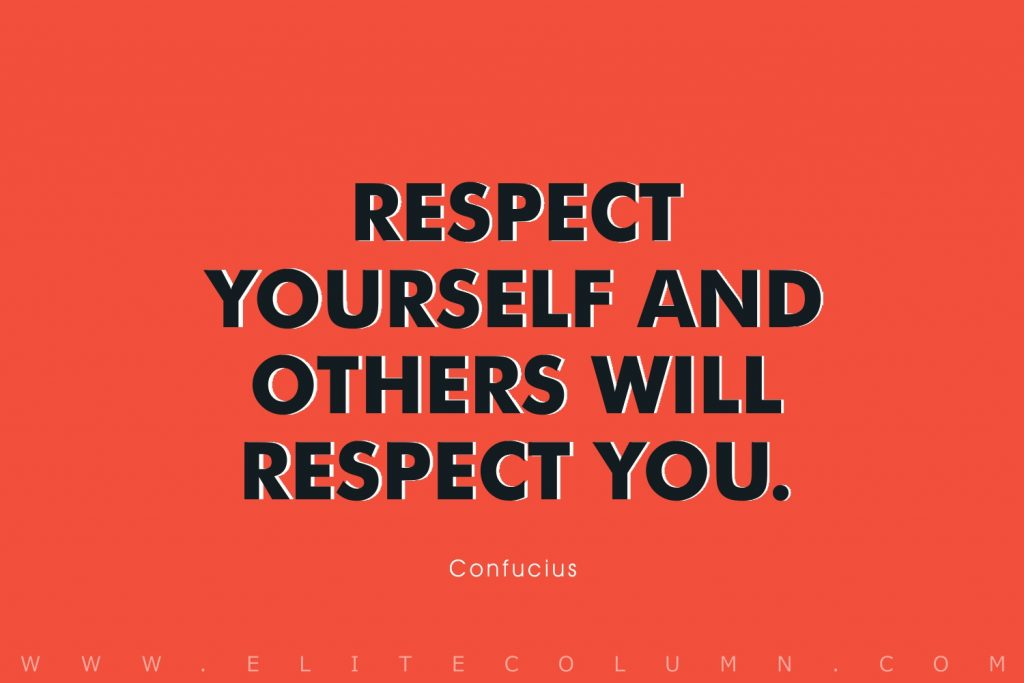 Self Respect Quotes (5)