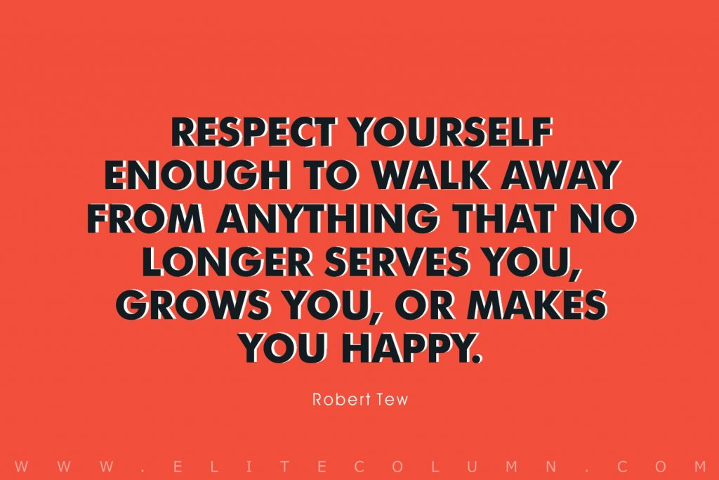 Self Respect Quotes (7)