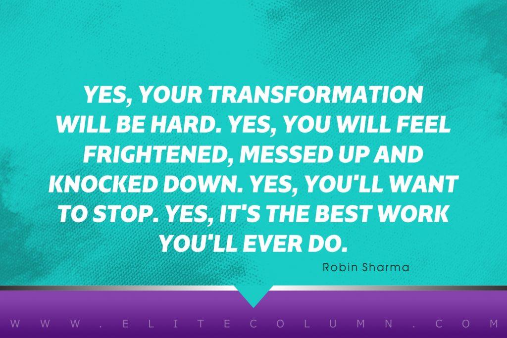 Transformation Quotes (3)
