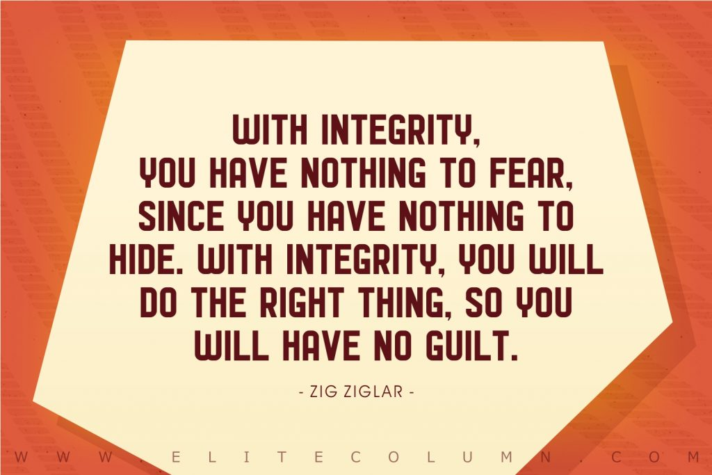 Integrity Quotes (1)