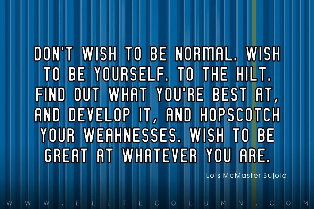 Be Yourself Quotes (5)
