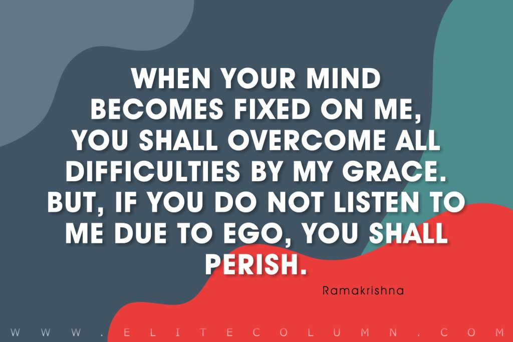 Ego Quotes (5)