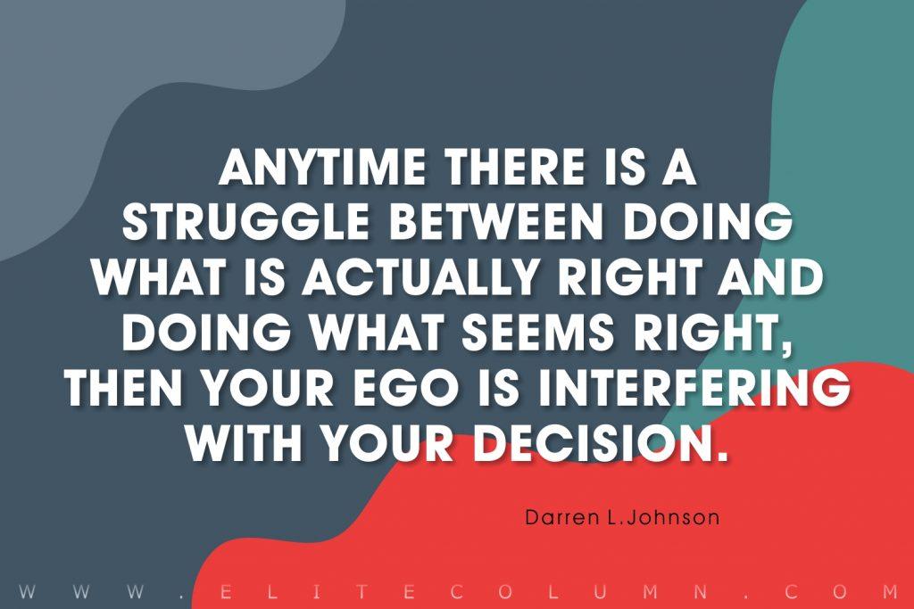 Ego Quotes (7)