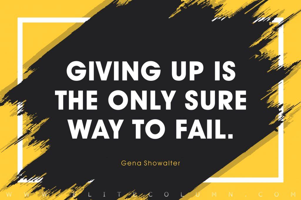 Failure Quotes (2)