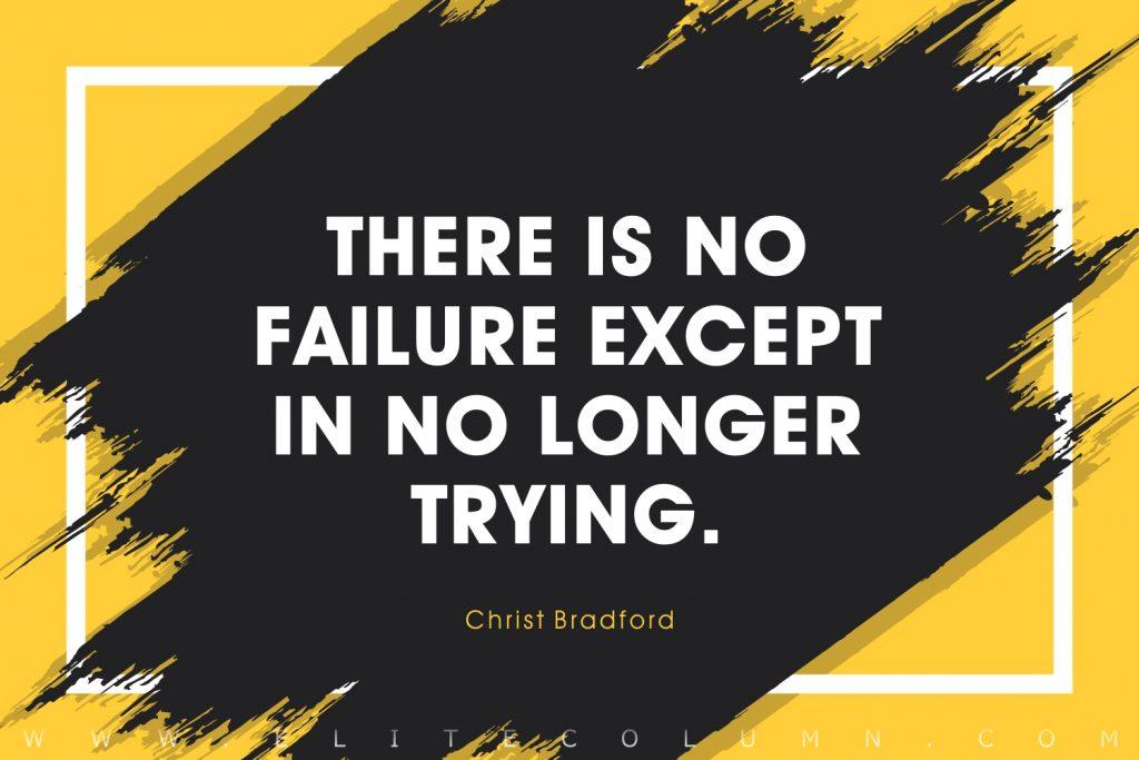 Failure Quotes (4)