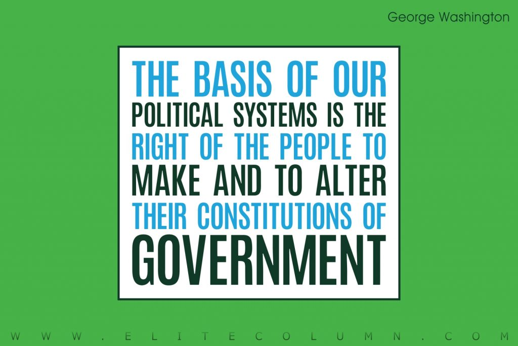 George Washington Quotes (1)
